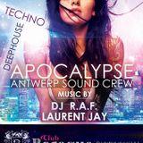 Antwerp Sound Crew ON AIR show 3  12.01.16