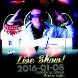 DJ HAZEL - Crazy Night! (#YOLO 2016-01-08)