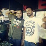 Jamaica Rock 09.19.13 - Reggae Rajahs LIVE in the studio
