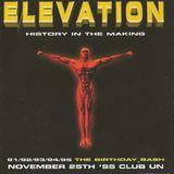 Dr S Gachet Stevie Hyper D MC MC Elevation 'History in the Making' 25th Nov 1995