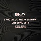 NTS at Unsound Festival 2013 - Day 6