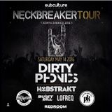 Bullet Bill - Live @ Subculture Saturdays w/ Neckbreaka Tour (DirtyPhonics, Habstrakt)