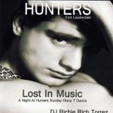 Lost In Music (A Night At Hunters Sunday Disco T Dance) vol 1