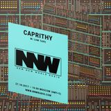Caprithy w/ Low Tape - 27th October 2017