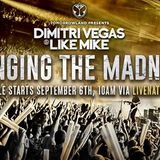 Dimitri Vegas & Like Mike and Hardwell - Live @ Bringing The Madness (Sportpaleis Antwerp, Belgium