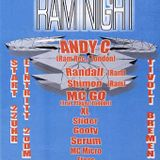 Andy-C @ Ram Night - 20.08.1999 - Tivolli - Bremen - Germany