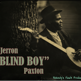 Jerron 'Blind Boy' Paxton & Friends In Israel Mixtape - Updated