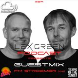 LEX GREEN PODCAST presents GUESTMIX #29 FM STROEMER (DE)
