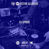 DJ Spider - The Xmas OMC Alldayer 2017