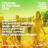 Sven Väth @ Cocoon in the Park 2016