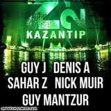 Guy Mantzur - Live @ Kazantip festival (Lost & Found )