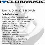 Patrick Hero - I LOVE CLUBMUSIC on BN Radio KW 01_15