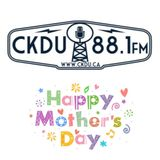 $mooth Groove$ ***MOTHER'S DAY EDITION*** May 13th-2018 (CKDU 88.1 FM) [Hosted by R$ $mooth]