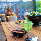 Dj Sahra @ Sha Sha Lounge Bodrum (September 2014)