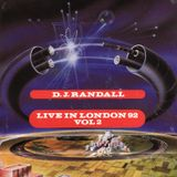 """DJ Randall at AWOL (Paradise) """"Live In London 92"""" Side C"""