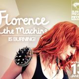 FLORENCE + THE MACHINE IS BURNING! MIXTAPE
