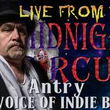 LIVE from the Midnight Circus Featuring Antry