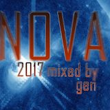 NOVA 2017 - Mixed by gen