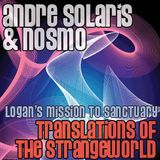 Logan's Mission To Sanctuary (Chapter 8)  - Translations Of The Strangeworld  Book 1
