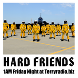 HARD FRIENDS #5 2016-04-16