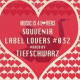 Tiefschwarz - Souvenir - Label Lovers #032