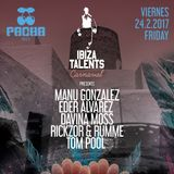 MANU GONZALEZ - Podcast #56 for Ibiza Talents - Friday 24th February 2017 @ Pacha Ibiza