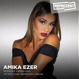 Amika Ezer chats on Reprezent Radio! Monday Motivation, Slow Jams sesh and boy talk 12/11/18