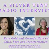 Calling on Angels: Kate Gold interviews Amanda Hart