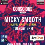 The House Vibe Show with Micky Smooth 12-12-2017 - SoulfulAfroJackin' Beats!