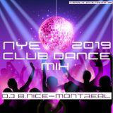 DJ B.Nice - Montreal - Press Play & Dance 35 (**PARTY CLUB DANCE  MIX**)