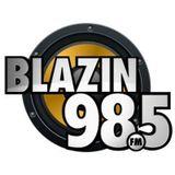 ELEVATED SATURDAYS BLAZIN 98.5 FM (6-2-18)