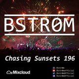 Chasing sunsets #196 [Techno]