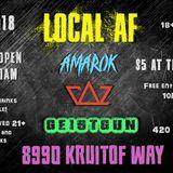 Local AF June 1st Show