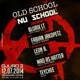 Blurix LT - Live @ Old School meets NU School (Gjuro 2, Zagreb - 12.07.2014)
