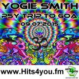 Yogie Smith - Psy Trip To GOA  @  www.Hits4you.fm 09.07.2015 Live MIX