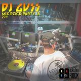 """DJ GUSS - Mix Rock Party_5 """"Ao Vivo"""" na 89 A Rádio Rock"""