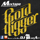 DJ ButArt - Gold Digger Mixtape (PROMOTIONAL USE ONLY)