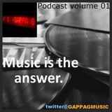 Music Is The Answer Podcast Volume 01