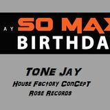 So Max Birthday ° Tone Jay ° @ QG (29.03.2015)