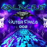 Qalactus - Outer Space 002 | Psytrance Mix | December 2018