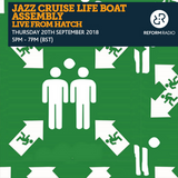 Jazz Cruise Lifeboat Assembly Live From Hatch 20th September 2018