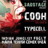INDIAN JUNGLIST @ BREAKBEAT UNIVERSE & SABOTAGE - DARK DUBSTEP (Live Mix)