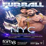 Furball NYC Fall 2016 DJ Jared Conner Preview Mix