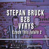 Stepan Bruck B2B Vyrys at Czech This Future 2 - 20.06.2008