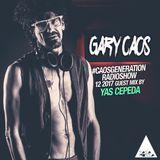Gary Caos pres. Caos Generation 12 2017 - Yas Cepeda guest mix