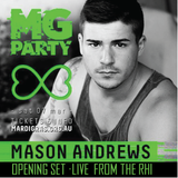 DJ MASON ANDREWS - Mardi Gras 2015 - Live from the RHI (Open Set)