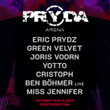 Cristoph - Live @ Pryda Arena, Electric Zoo, United States 2019