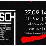 Subchain @ Vollgaaas - Clubhaus Schierstein 27.09.14