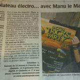 Al Oouest -  Electro / Break Set (Extrait) 2012