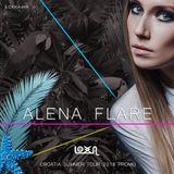 ALENA FLARE CROATIA SUMMER TOUR 2018 PROMO